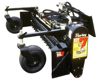 Power Box Rakes - Digga West - Perth Earth Moving Attachments on